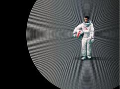 Moon sci-fi thriller Kevin Spacey